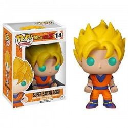 POP DRAGON BALL Z 14 SUPER SAIYAN GOKU - Figurines POP au prix de 14,95 €