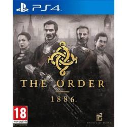 PS4 THE ORDER 1886 OCC - Jeux PS4 au prix de 9,95€