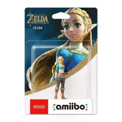 AMIIBO ZELDA BREATH OF THE WILD ZELDA - Figurines NFC au prix de 19,95 €