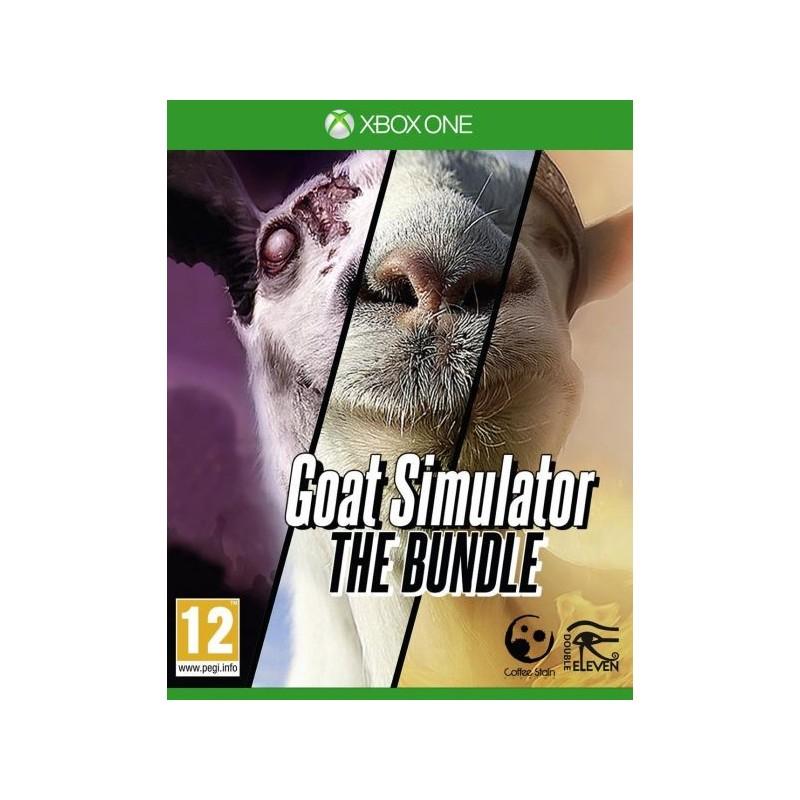 XONE GOAT SIMULATOR THE BUNDLE OCC - Jeux Xbox One au prix de 14,95€