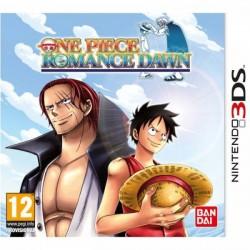 3DS ONE PIECE ROMANCE DOWN - Jeux 3DS au prix de 14,95€