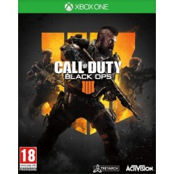 XONE CALL OF DUTY BLACK OPS 4 OCC - Jeux Xbox One au prix de 9,95 €