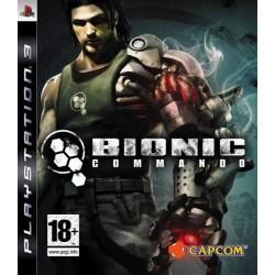 PS3 BIONIC COMMANDO - Jeux PS3 au prix de 4,95€