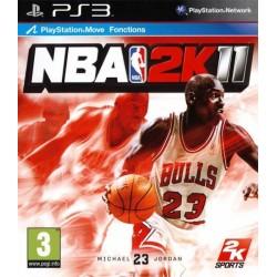 PS3 NBA 2K11 - Jeux PS3 au prix de 3,95€