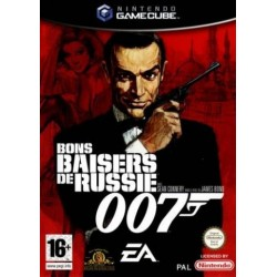 GC BONS BAISERS DE RUSSIE - Jeux GameCube au prix de 7,95€