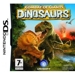 DS COMBAT DE GEANTS DINOSAURES - Jeux DS au prix de 11,95€