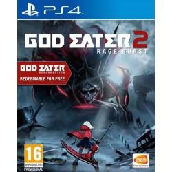 PS4 GOD EATER 2 RAGE BURST OCC - Jeux PS4 au prix de 14,95€