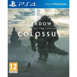 PS4 SHADOW OF THE COLOSSUS OCC - Jeux PS4 au prix de 19,95€