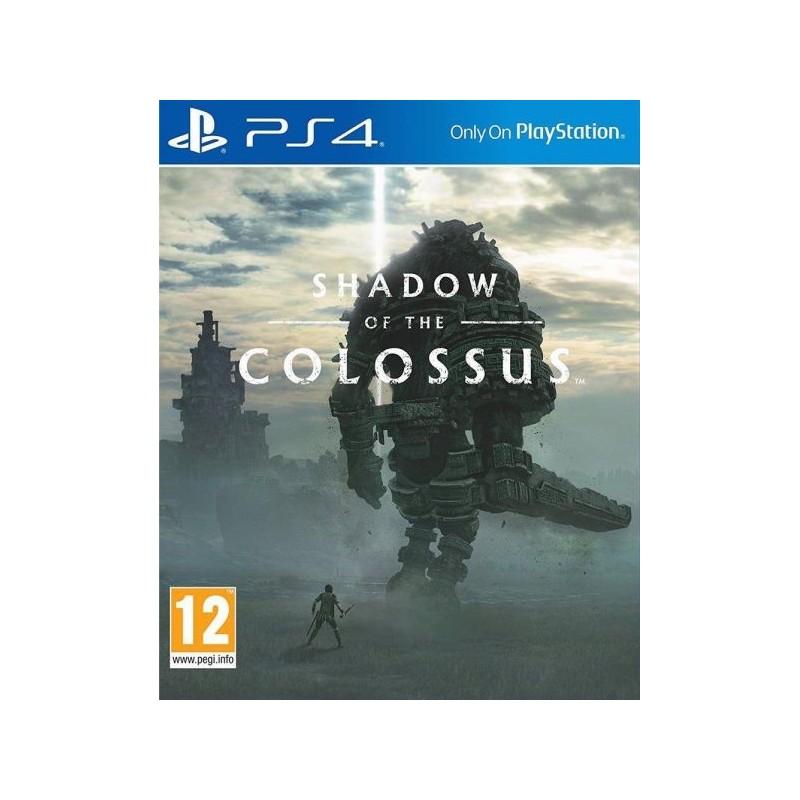 PS4 SHADOW OF THE COLOSSUS OCC - Jeux PS4 au prix de 14,95€