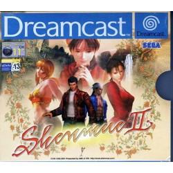 DC SHENMUE 2 - Jeux Dreamcast au prix de 49,95€