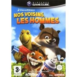 GC NOS VOISINS LES HOMMES - Jeux GameCube au prix de 7,95€
