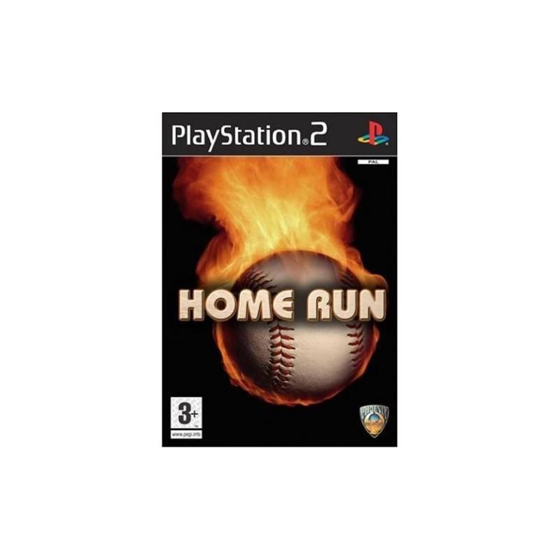 PS2 HOME RUN - Jeux PS2 au prix de 4,95€