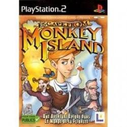 PS2 ESCAPE FROM MONKEY ISLAND - Jeux PS2 au prix de 9,95€