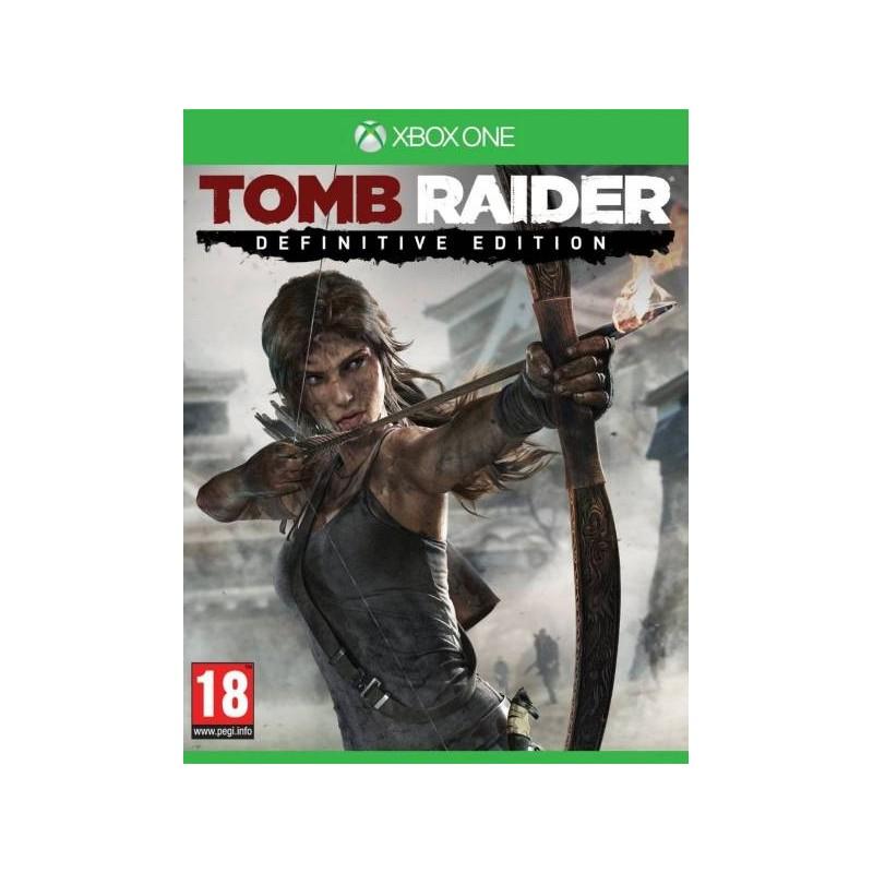 XONE TOMB RAIDER OCC - Jeux Xbox One au prix de 14,95€