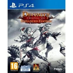 PS4 DIVINITY ORIGINAL SIN OCC - Jeux PS4 au prix de 21,95€