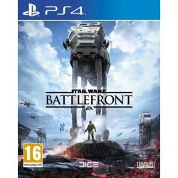 PS4 STAR WARS BATTLEFRONT OCC - Jeux PS4 au prix de 7,95€