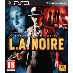 PS3 LA NOIRE - Jeux PS3 au prix de 4,95€