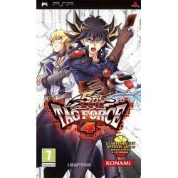 PSP YU GI OH 5D TAG FORCE 4 - Jeux PSP au prix de 6,95€