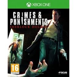 XONE SHERLOCK HOLMES CRIMES ET PUNISHMENTS OCC - Jeux Xbox One au prix de 14,95€