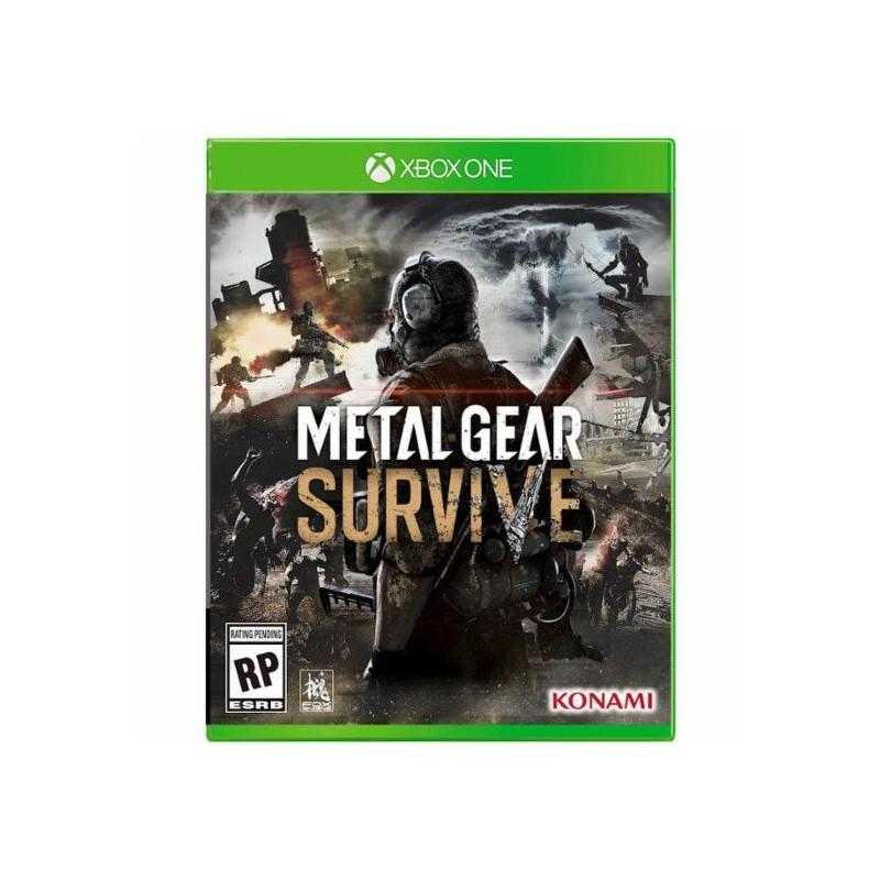 XONE METAL GEAR SURVIVE OCC - Jeux Xbox One au prix de 6,95€