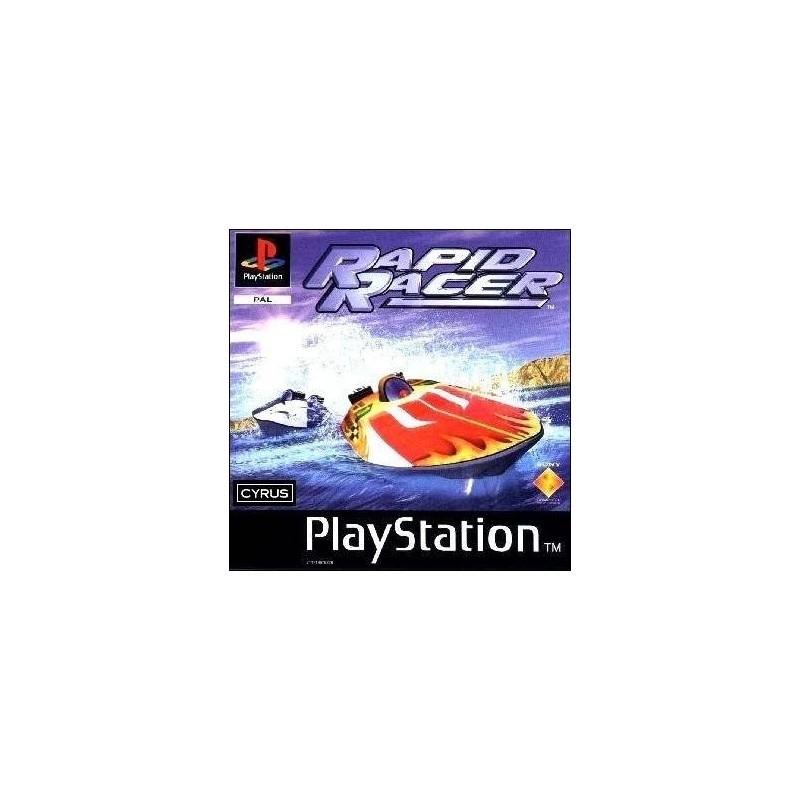 PSX RAPID RACER - Jeux PS1 au prix de 3,95€