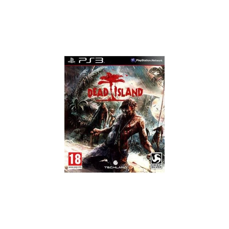 PS3 DEAD ISLAND - Jeux PS3 au prix de 6,95€