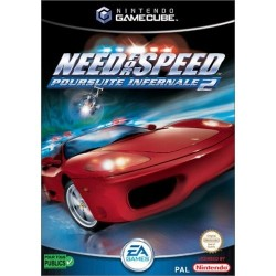 GC NEED FOR SPEED POURSUITE INFERNALE 2 - Jeux GameCube au prix de 7,95€