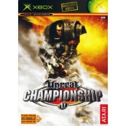 XB UNREAL CHAMPIONSHIP - Jeux Xbox au prix de 4,95€