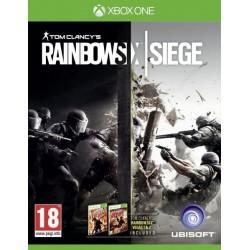 XONE RAINBOW SIX SIEGE OCC - Jeux Xbox One au prix de 9,95€