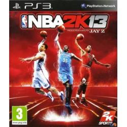 PS3 NBA 2K13 - Jeux PS3 au prix de 4,95€