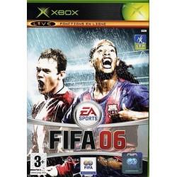 XB FIFA 2006 - Jeux Xbox au prix de 2,95€