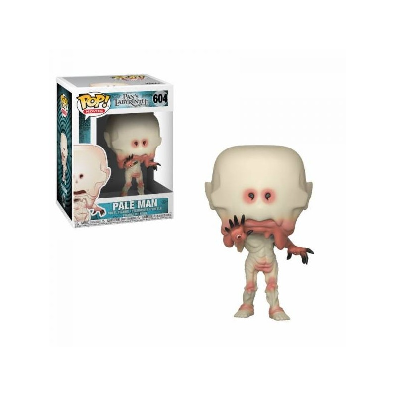 POP LABYRINTHE DE PAN 604 PALE MAN - Figurines POP au prix de 14,95 €