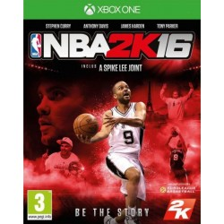 XONE NBA 2K16 OCC - Jeux Xbox One au prix de 7,95€