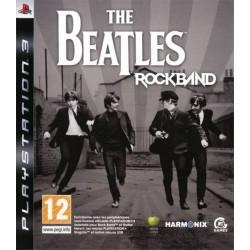PS3 THE BEATLES ROCKBAND - Jeux PS3 au prix de 4,95€