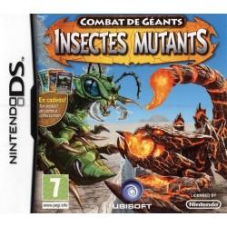 DS COMBAT DE GEANTS INSECTES MUTANTS - Jeux DS au prix de 9,95€