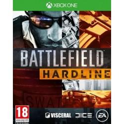 XONE BATTLEFIELD HARDLINE OCC - Jeux Xbox One au prix de 9,95€