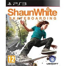 PS3 SHAUNWHITE SKATEBOARDING - Jeux PS3 au prix de 6,95€