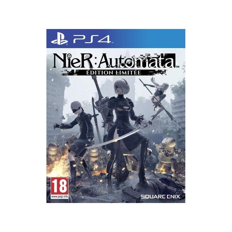 PS4 NIER AUTOMATA OCC - Jeux PS4 au prix de 14,95€