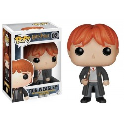 POP HARRY POTTER 02 RON WEASLEY - Figurines POP au prix de 14,95 €