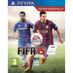 PSV FIFA 15 - Jeux PS Vita au prix de 9,95€