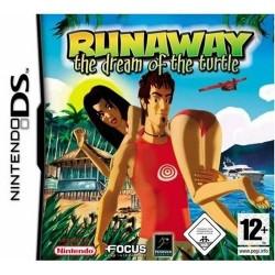 DS RUNAWAY THE DREAM OF THE TURTLE - Jeux DS au prix de 6,95€
