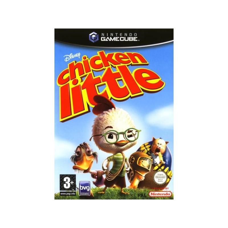 GC CHICKEN LITTLE - Jeux GameCube au prix de 7,95€