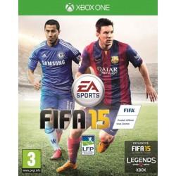 XONE FIFA 15 OCC - Jeux Xbox One au prix de 2,95€