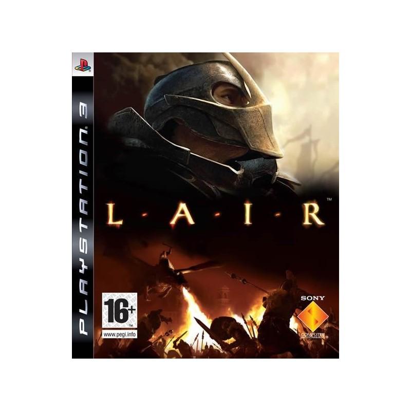 PS3 LAIR - Jeux PS3 au prix de 6,95€