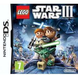 DS LEGO STAR WARS 3 - Jeux DS au prix de 9,95€