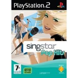 PS2 SINGSTAR POP HITS - Jeux PS2 au prix de 4,95€