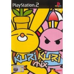 PS2 KURI KURI MIX - Jeux PS2 au prix de 4,95€
