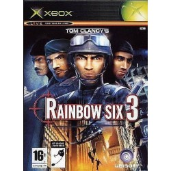 XB RAINBOW SIX 3 - Jeux Xbox au prix de 3,95€