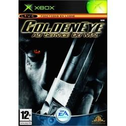 XB GOLDEN EYE AU SERVICE DU MAL - Jeux Xbox au prix de 4,95€