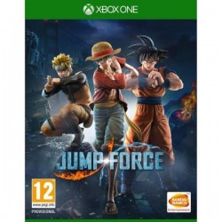 XONE JUMP FORCE OCC - Jeux Xbox One au prix de 39,95€